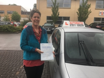 Kish is a great instructor tailoring her teaching to your needs, getting the most out of each lesson . Very punctual and reliable . Passed with 3 minors , would definitely recommend.