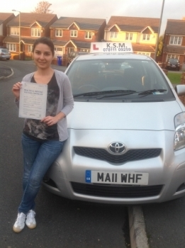 I am an IT consultant from abroad, learnt to drive in a country with hazardous traffic, I thought I was a very good and safe driver, but after KISH finished teaching me the correct approach to driving safely I realised how dangerous my driving had been. A BIG THANK YOU to my lovely driving instructor who has been very expert in gently coaxing me ou...