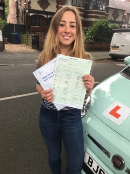 Hi Kish, thank you for all your patience, perseverance, and dedication in helping me pass my test. So glad I´ve done you proud! I promise I´ll keep POMing!! Lots of love, from Emma x...