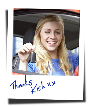 YOU can pass too with quality automatic driving lessons in North Manchester with an experienced female instructor